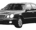 Мерцедес Е класа фейслифт W210