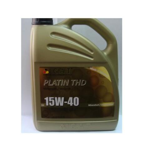 15w40-5 litra PLATINUM